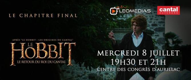 Le hobbit le retour du roi du cantal